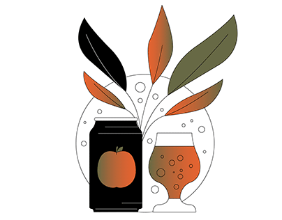Fermented drinks | Illustrations