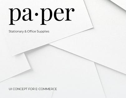 paper Online Shop