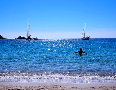 Tuerredda Beach - Sardinia Island (Italy)