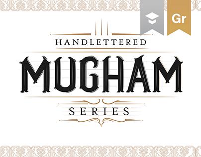 Handlettered Mugham