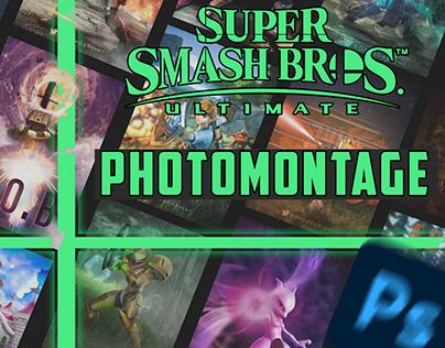 [!!] Montage Photo Smash Bros. [!!]