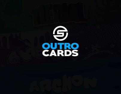outro cards
