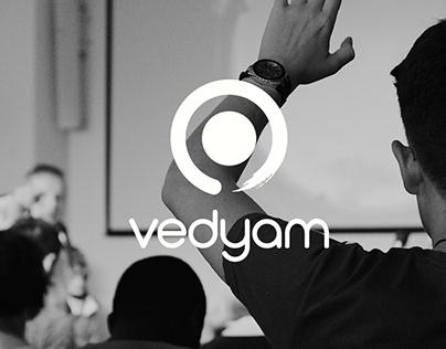 Logo Manual | Vedyam 2020