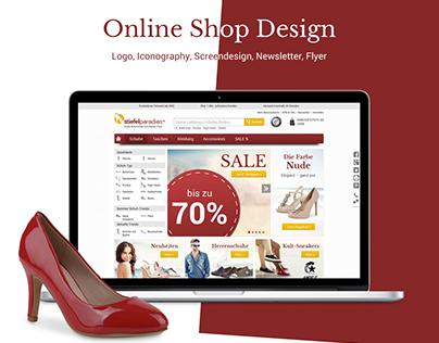 Online Shop Stiefelparadies