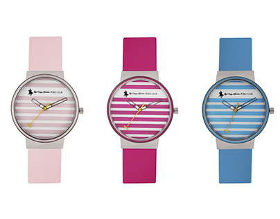 Diseño de Relojes POLO CLUB