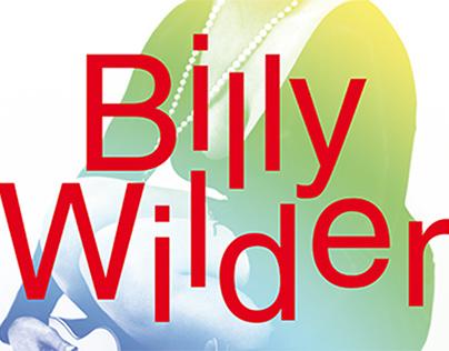 Billy Wilder Retrospective // Affiches