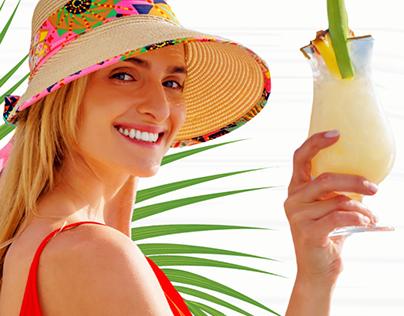 Margaritaville Resort and Family Entertainment Webpage