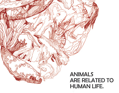 ANIMALS ARE RELATED TO HUMAN LIFE