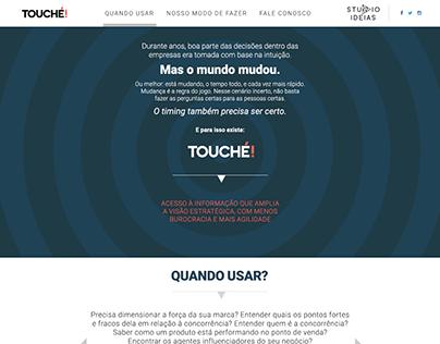 Studio Ideias - Touché!