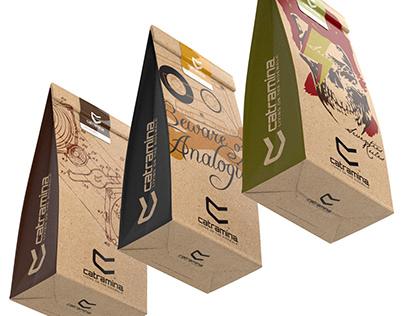 Catramina™ Streetwear | Packaging Design