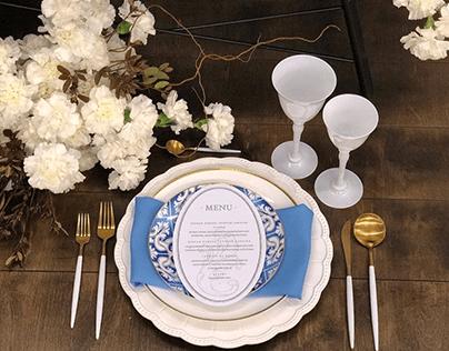 Столовая посуда для ресторанов и кафе