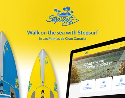 Stepsurf - Corporate & Website