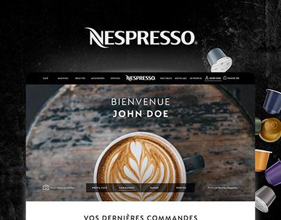 Nespresso - Expérience de livraison