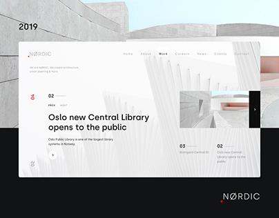 NØRDIC - Architectural Studio
