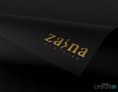 Logo Project (Zaina Clothier)