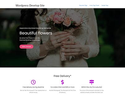 Unique Wordpress Design With Elementor Pro