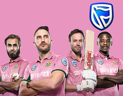 Standard Bank Pink Drive campaign