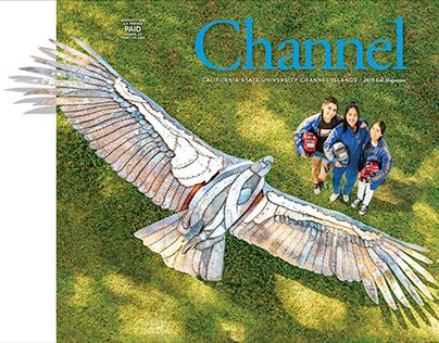 Channel Magazine Fall 2019 - CSUCI