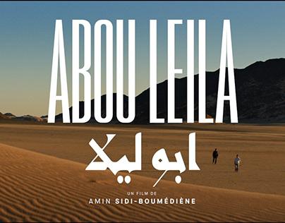 TRAILER •Abou Leila