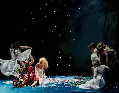 Sognando Shakespeare . Regia di Valentina Escobar