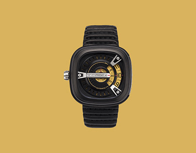 Sevenfriday- Concept design