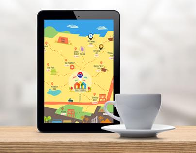 DOSHI - Infographic Maps