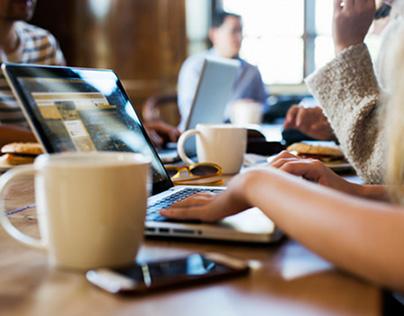 Microsoft Office 365 Online Meeting Lead Gen Campaign