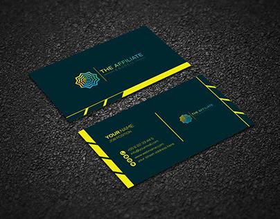 Creative Business Card Design.