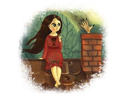 Gretel in trouble