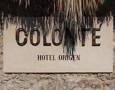 Colonté Hotel Origen