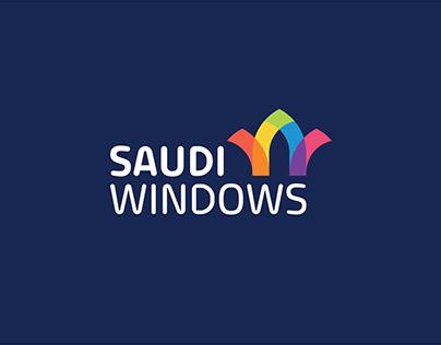 Saudi Windows | Branding