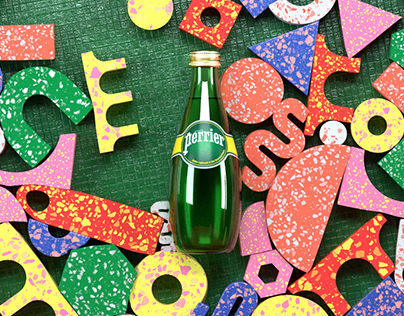 The Extraordinaire Gifs of Perrier '18