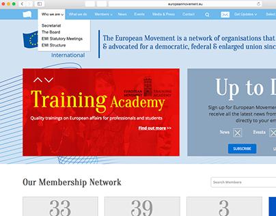 European Movement International