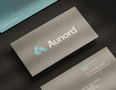 Aunord - Visual Identity