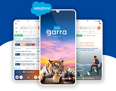 UX Solving problems on Salesforce Mobile