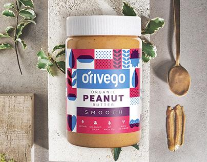 Orivego Branding & Packaging Design
