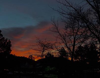 Winter Solstice Morning - 2020