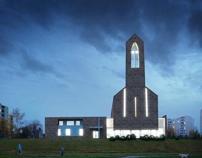 Church competition, Brno