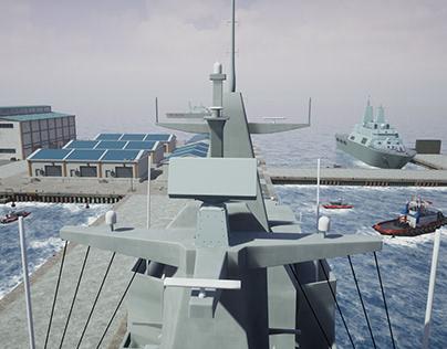 Surveillance and Target Acquisition Radar CGI Videos