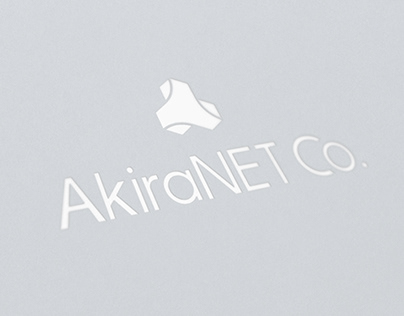Brand Identity Design | AkiraNET Co.