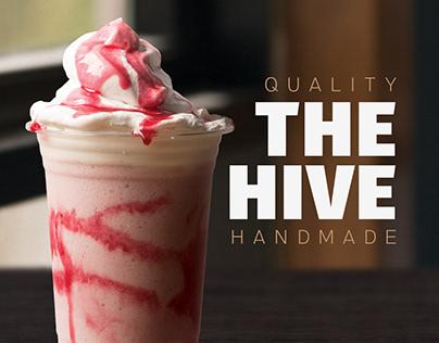 THE HIVE Café | Corporate Identity