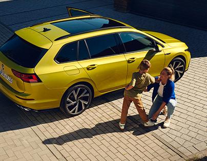 Volkswagen - Golf Variant