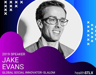 St.Louis HealthSTLX Shareable Graphics (Speaker Intros)