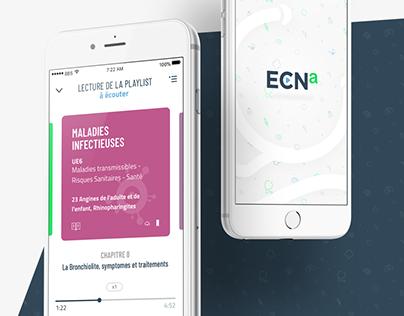 ECNa | Tout l'ECN en cours audio