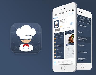 Bitesized Chef Concept App