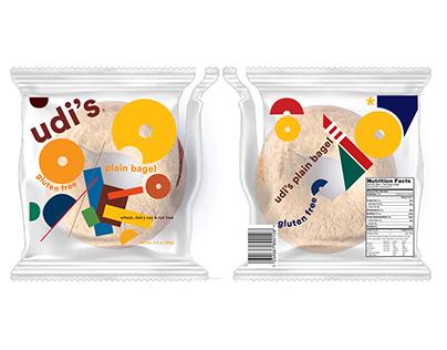 Package Design for Udi's
