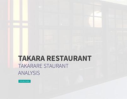 Takara Redesign