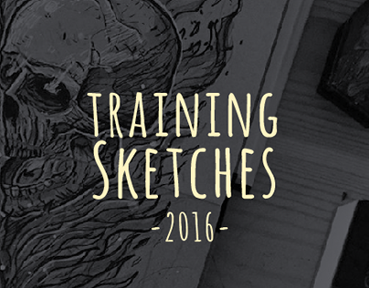 Training sketches 2016