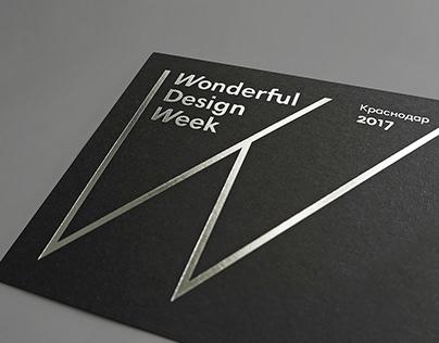 Wonderful Design Week