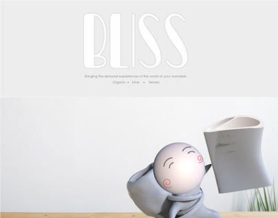 BLISS - Submission for KOKUYO DESIGN AWARDS 2021